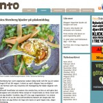 Easter recipes for Pinto Magasin