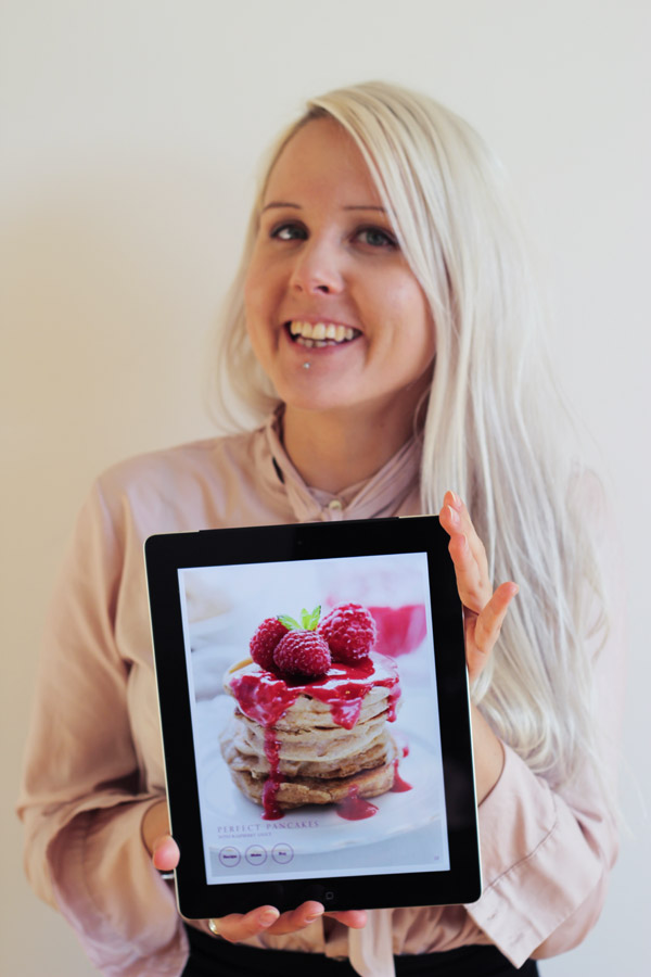 elegantly vegan - vegan cookbook