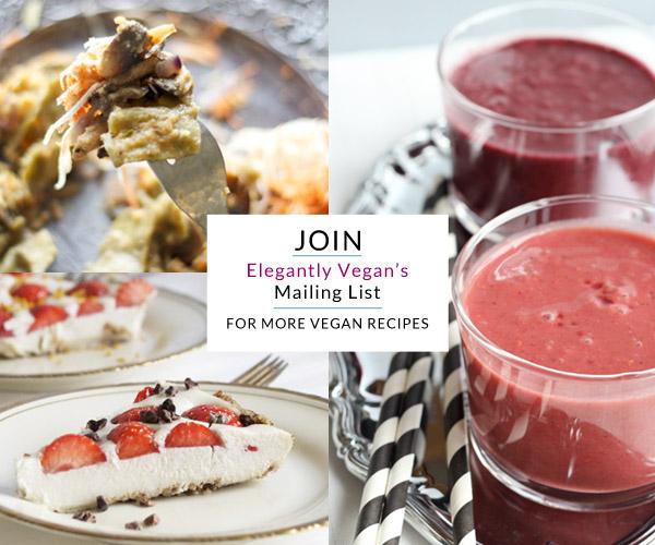 vegan-recipe-newsletter