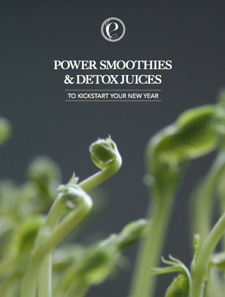 power smoothies and detox juices to kickstart your new year