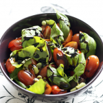 vegan-recipe-basil-tomato-salad