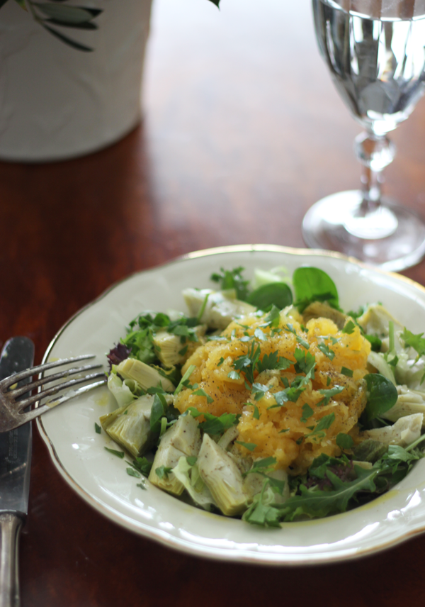vegan-recipe-spagetti-squash-salad