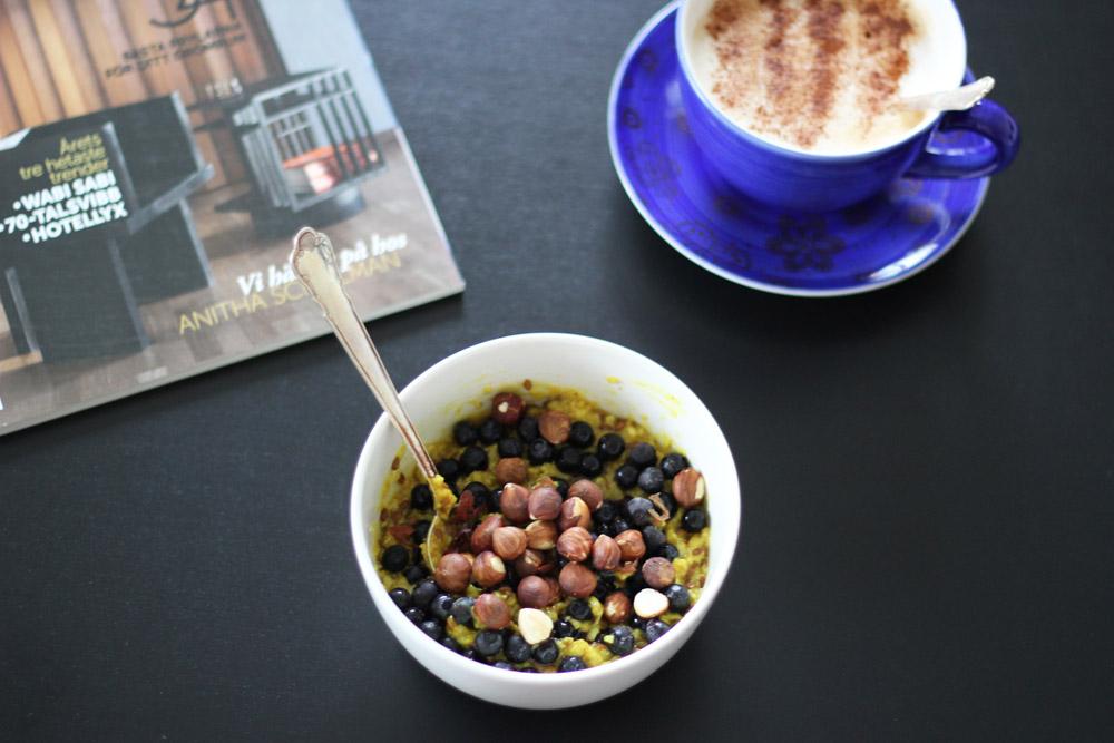 turmeric-porridge